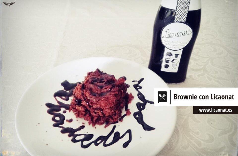 Día del Padre: Brownie con Licaonat