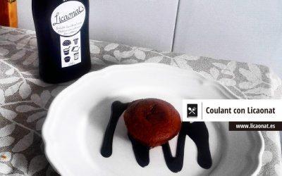 Licaonat con coulant – Xavi (Barcelona)