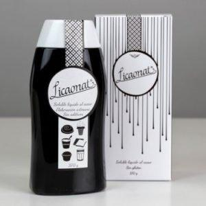 Licaonat, sirope de cacao natural